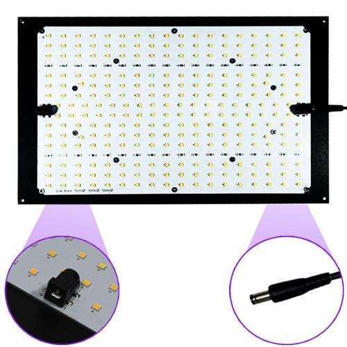 Лучший свет для растений - эффективная фитолампа Quantum board 120W